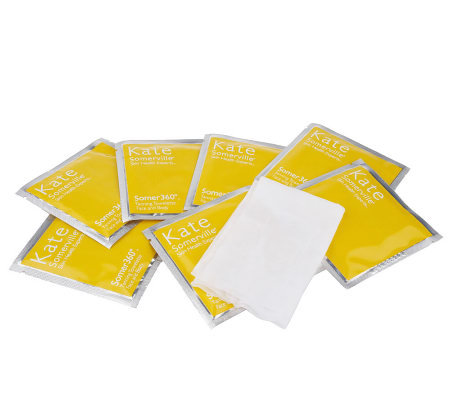 Kate Somerville Somerville360 Tanning Towelettes 8 Pack