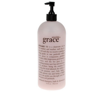 philosophy super-size amazing grace perfumed 3-in-1 gel - A07086