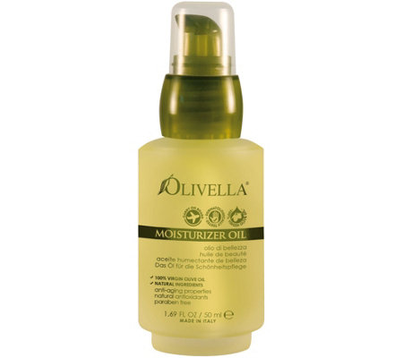 Olivella Virgin Olive Oil Deep Moisturizing Serum