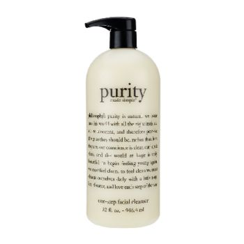 philosophy super-size purity made simple cleanser Auto-Delivery
