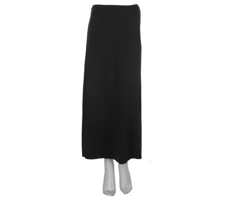 Linea by Louis Dell'Olio Full Length Pull-on Riding Skirt