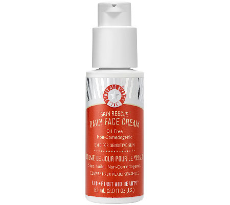 First Aid Beauty Skin Rescue Daily FaceCream, 2 oz