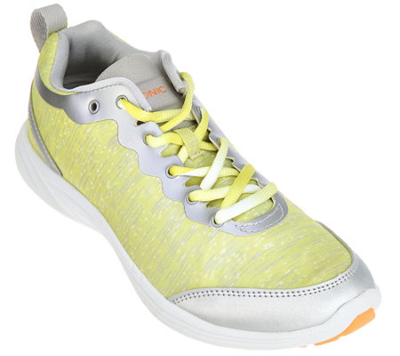 Vionic Orthotic Mesh Lace-up Sneakers - Fyn