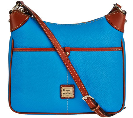 Dooney & Bourke Pebble Leather Kimberly Crossbody Bag