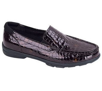 """As Is"" Aetrex Essence Kimberly Slip-on Loafers - A278586"