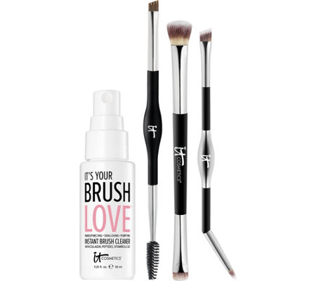 IT Cosmetics IT's Your Brush Basics Must-Haves Collections