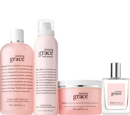 philosophy graceful fragrance 4pc layering collection