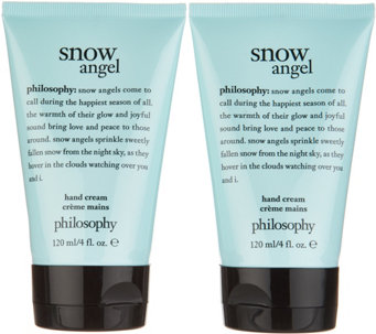 philosophy super-size hand cream duo - A298286