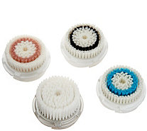 Clarisonic Set of 4 Brush Head Variety Pack - A301386