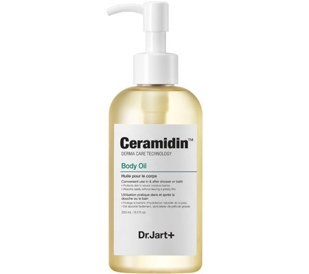 Dr. Jart+ Ceramidin Body Oil, 8.5 oz