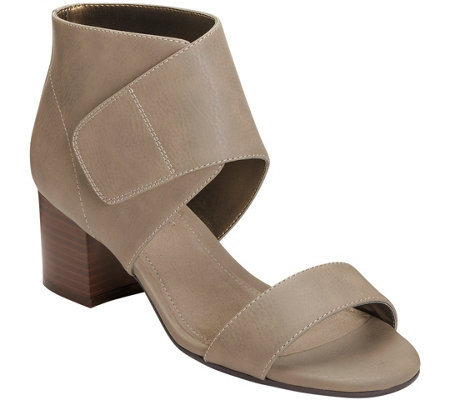 Aerosoles Heel Rest Sandals - Midpoint