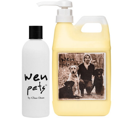 WEN Pets Cleansing Conditioner, 64 oz