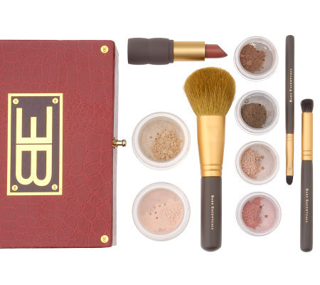 bareMinerals bareGold Pure Luxury 10-piece Color Collection