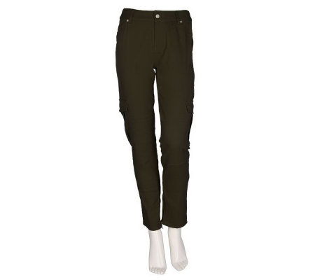 M by Marc Bouwer Slim Leg Cargo Pants