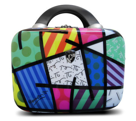 "Heys Britto Collection Landscape 12""Beauty Case"