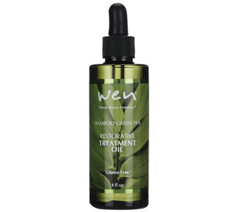 WEN by Chaz Dean 4 oz. Treatment Oil with Rice Protein - A260087