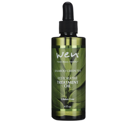 WEN by Chaz Dean 4 oz. Treatment Oil with Rice Protein