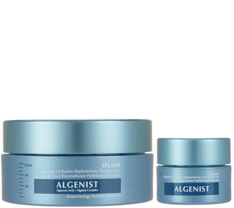 Algenist SPLASH Sleeping Pack and Travel-Size Moisturizer - A282487