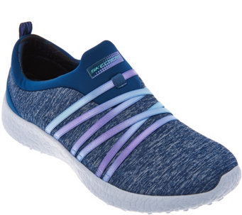 Skechers Burst Mesh Slip-on Sneakers - Alter Ego - A282887
