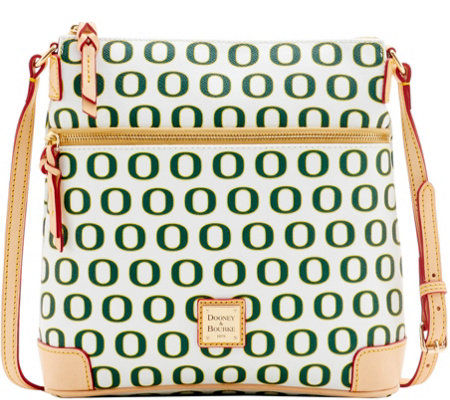 Dooney & Bourke NCAA University of Oregon Crossbody