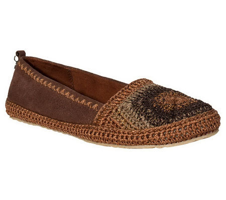 Sakroots Casual Slip-on Flats - April