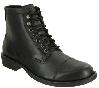 Eastland Men's Lace-up Leather Ankle Boots - High Fidelity - A335387
