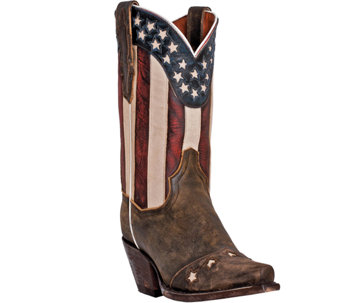 Dan Post Vintage Leather Boots - Liberty - A335587