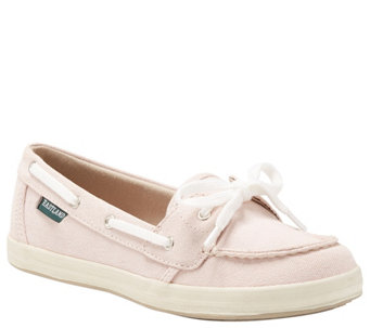 Eastland Canvas Boat Shoes - Skip - A336187