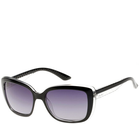 Skechers Women's Polarized Sunglasses - Black
