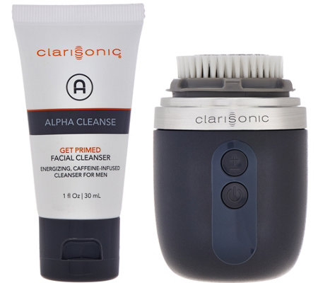 Clarisonic Alpha Fit Mens Sonic FacialCleansingSystem