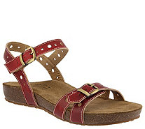L'Artiste by Spring Step Leather Sandals - Technic - A363687