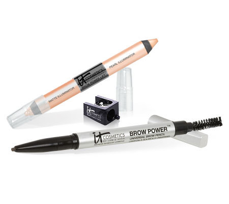 It Cosmetics Brow Power Universal Brow & Brow Power Lift Duo