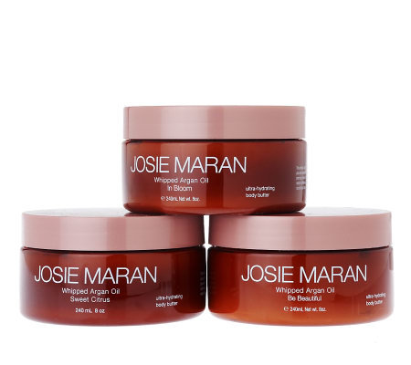 Josie Maran Body Butter Trio