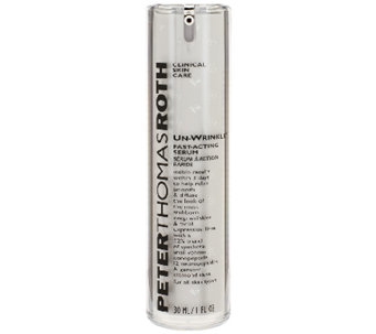 Peter Thomas Roth Un-Wrinkle Fast Acting Serum, 1 oz. - A258588