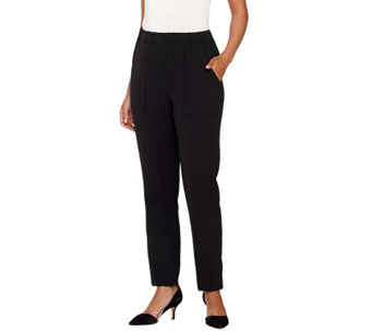 Styled by Joe Zee Pull-On Pants - A265288