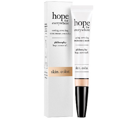 philosophy hope for everywhere concealer