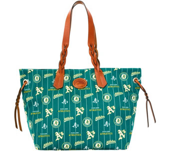 Dooney & Bourke MLB Nylon Athletics Shopper - A281688