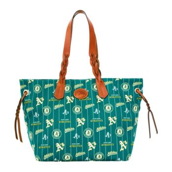 Dooney & Bourke MLB Nylon Athletics Shopper