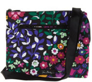 Vera Bradley Lighten Up RFID Triple Compartment Crossbody Bag