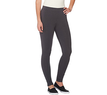 AnyBody Loungewear Cozy Knit Leggings - A286588