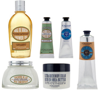 L'Occitane 40th Anniversary Best Sellers 6-pc. Kit - A287288