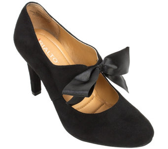 Rialto Pumps with Bow Detail - Corra - A355188