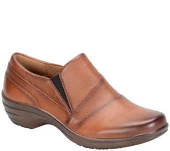 Comfortiva by Softspots Burnished Leather Slip-ons - Sebring - A355388