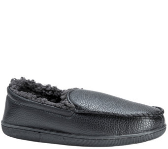 MUK LUKS Men's Moccasin Slippers - A355488