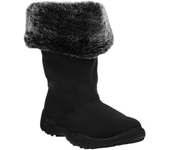 Propet Nylon Winter Boots - Madison Tall - A356888