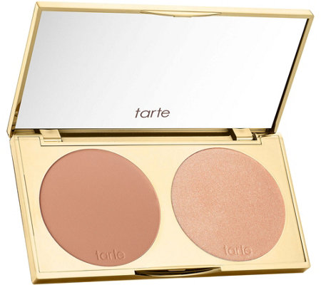 tarte Don't be Afraid to Dazzle Contour & Highlight Palette
