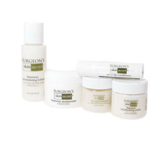 "Surgeon's Skin Secret 5 Piece ""Take-a-Long""Pack - A165189"