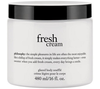 philosophy super-size 16 oz glazed body souffle Auto-Delivery - A271589