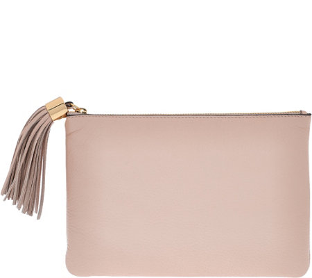 G.I.L.I. Leather Pouch with Tassel