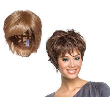 LUXHAIR by Sherri Shepherd Wavy Pixie Cut